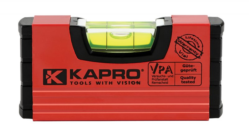 Vodováha KAPRO mini 100mm 1L,magnet